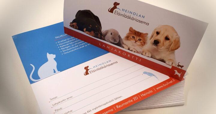 heinolan eläinlääkärin aseman lahjakortti